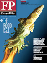 Cover of Foreign Policy magazine - May-June 2011