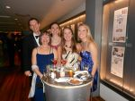 Green Ball 2013: Steve, Reah Janise, Emily, Julianne, Laura