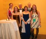 EPI Staff at the Green Ball