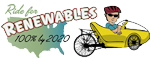 Ride for Renewables logo