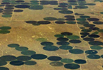 Center-Pivot Irrigation, Colorado